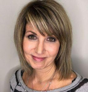 Tunsori pentru doamnele in varsta de 40 ani