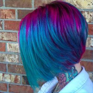 Culori superbe pentru tunsori bob