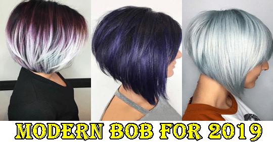 Super Bob Hairstyles Modern Bob Haircuts For 2019