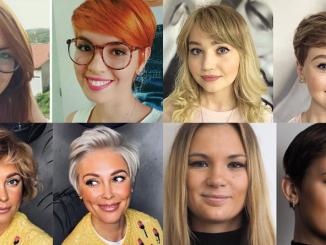 30 femei curajoase care ne demonstrează că tunsoarea te poate schimba radical - SteMir