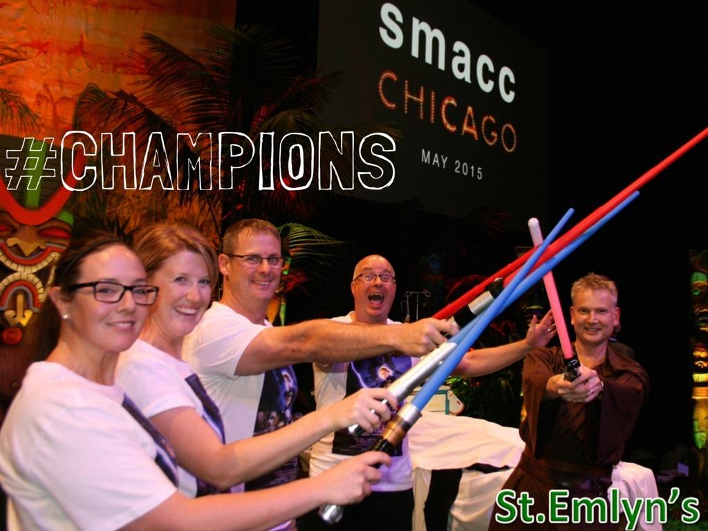 CHAMPIONS Stemlyns