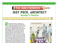 Reader's Theater edition of Iggy Peck, Architect (PDF)