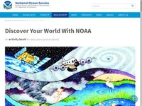 Discover Your World with NOAA Activity Book (PDF)