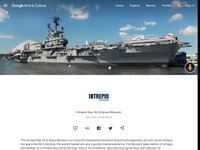 Intrepid Sea, Air, & Space Museum Virtual Tour
