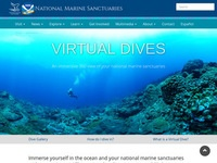 NOAA National Marine Sanctuary Virtual Dives