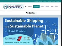 Sustainable Shipping Art Contest