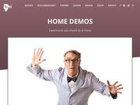 Bill Nye Home Demos