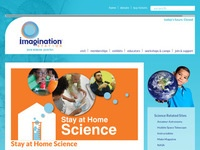 Imagination Station Stay at Home Science