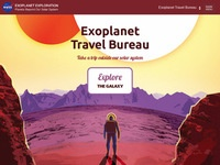 NASA Exoplanet Travel Bureau