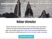 Ocean Protection Advocacy Kids Live Webinars