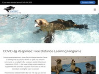 Pacific Marine Mammal Center Distance Learning Programs