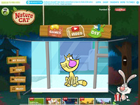 PBS Kids Nature Cat Videos