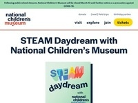 STEAM Daydream with National Children's Museum