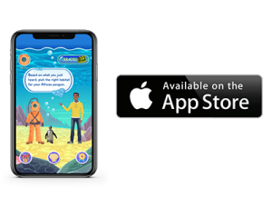 Download the Animal Heroes Mobile App from the Apple App Store (coming soon)