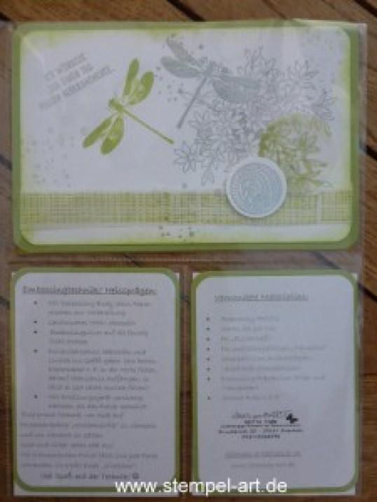 www.stempel-art.de Technikbuch Embossing