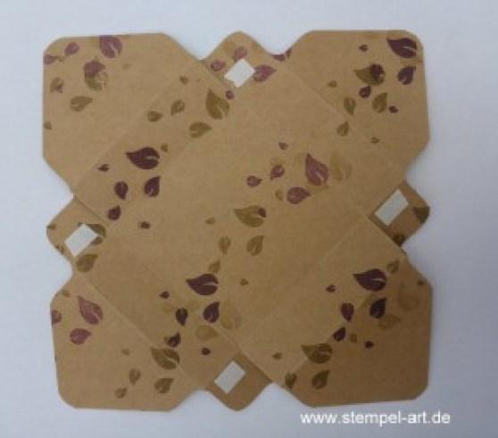 Hanuta Verpackung nach StempelART, Tutorial, bebilderte Anleitung (4)