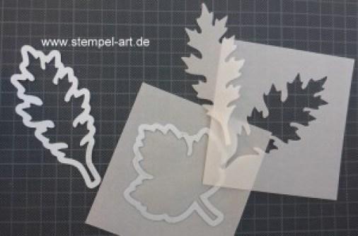 Tolle Technik! - Maskentechnik nach StempelART (2)