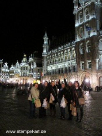 Stampin up OnStage in Brüssel nach StempelART (13)