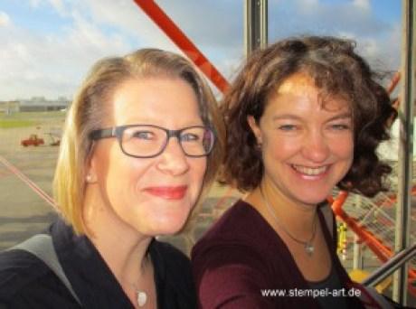 Stampin up OnStage in Brüssel nach StempelART (6)
