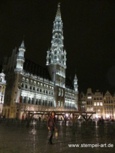Stampin up OnStage in Brüssel nach StempelART (9)