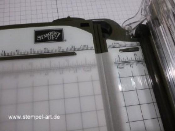Lichttüte mit dem Stampin up Stanz und Falzbrett für Geschenktüten, bebilderte Anleitung, Tutorial (2)