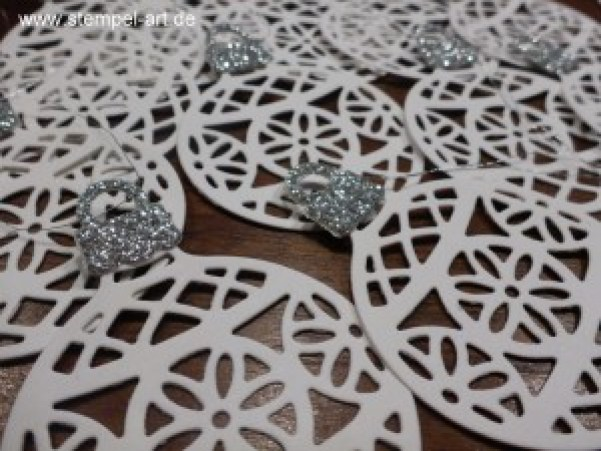 Stampin up Am Christbaum - Baumschmuck nach StempelART (4)