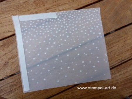 Stampin up Sour Cream Box nach StempelART, Leise rieslt, bebilderte Anleitung, Tutorial (2)