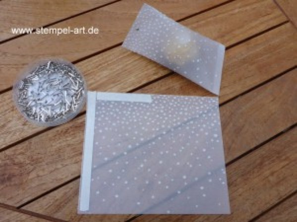 Stampin up Sour Cream Box nach StempelART, Leise rieslt, bebilderte Anleitung, Tutorial (3)