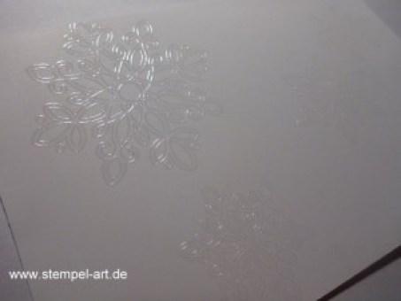 Tolle Technik!!! Splatting Technique nach StempelART, Stampin up, bebilderte Anleitung, Flockenzauber (2)