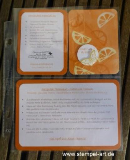 Stampin up Serigraph Technique nach StempelART, Siebdruck Technik, bebilderte Anleitung, Tutorial, Vollkommene Momente, Paarweise, Papillon Potpourri, Stanze Mini Schmetterling