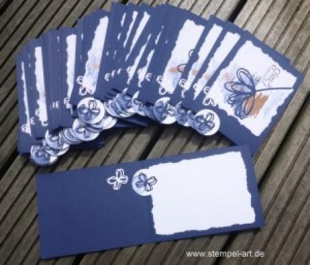 Flap Card Technique nach StempelART, Stampin up, bebilderte Anleitung, Tutorial, Grüße voller Sonnenschein, Tolle Kartentechnik!, Blühende Worte, Blütenpoesie