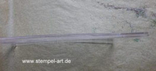 Praxistipp für die Big Shot Acrylplatten nach StempelART, Stampin up