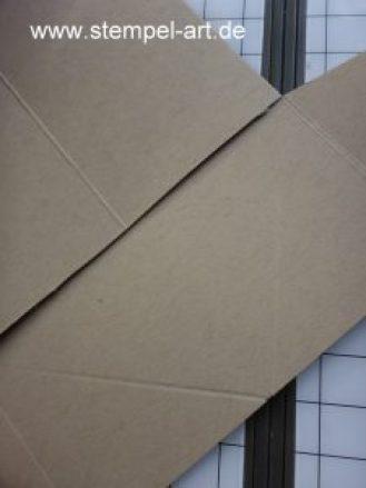 Schachtelkarte nach StempelART, Stampin up, Tolle Kartentechnik!!!, bebilderte Anleitung, Tutorial, Geldgeschenk, Gutscheinkarte