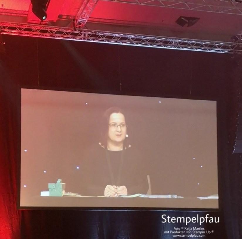 Mein Auftritt bei der OnStage in Berlin
