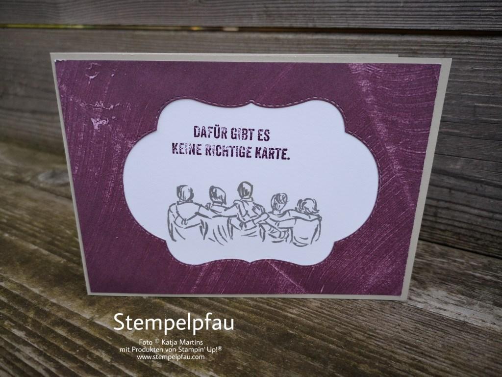 Stempelset Seite an Seite von Stampin' Up!