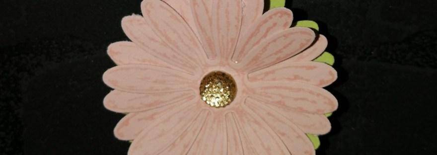Gänseblümchen in der Farbe Puderrosa von Stampin' Up!