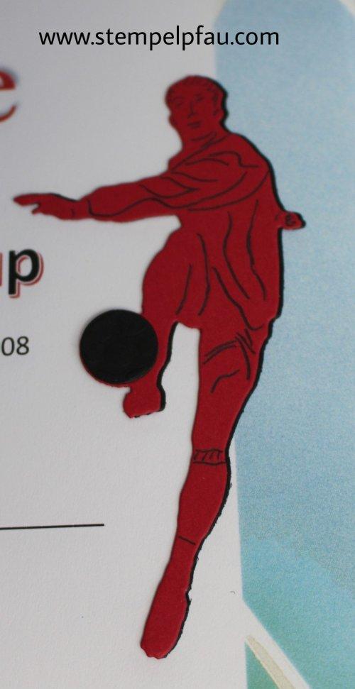 Fußballtunier, Urkunde