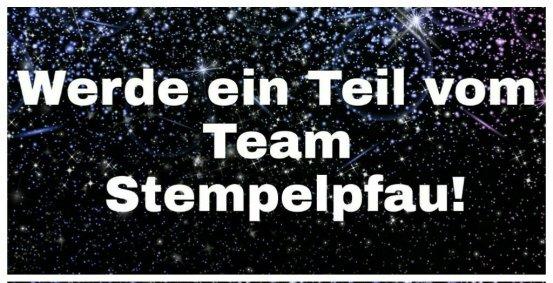 Werde ein Teil vom Team Stempelpfau. Schnupper in die Welt von Stampin' Up!