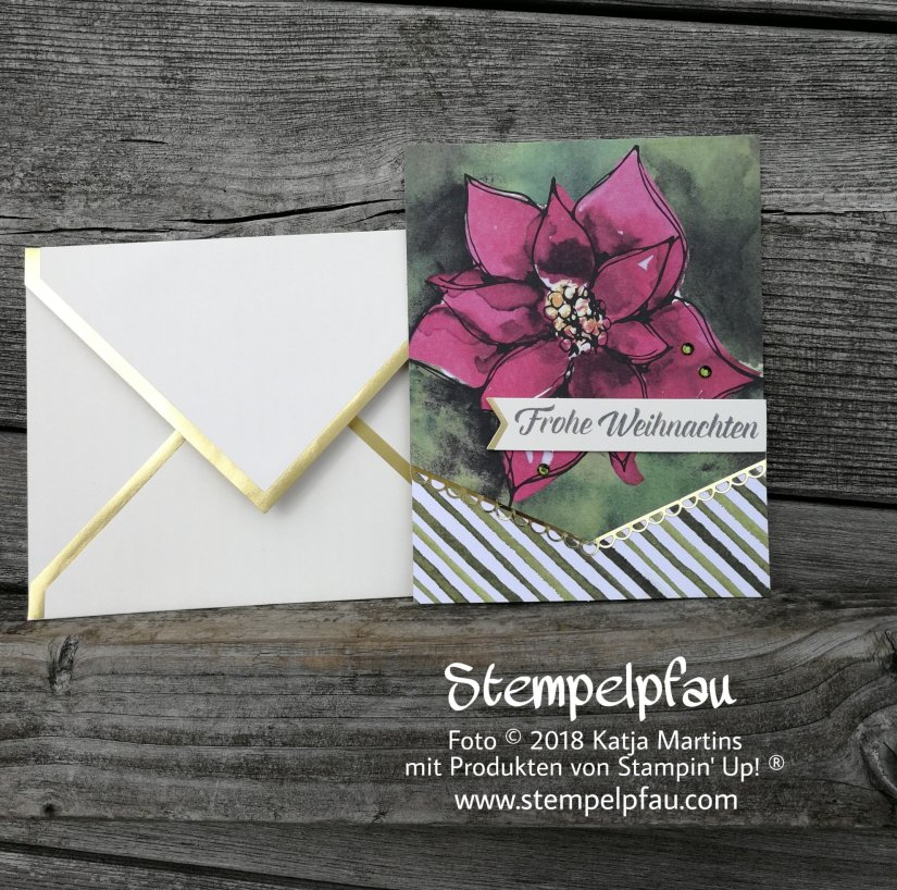 Projektset Zauber von Weihnachten von Stampin' Up!