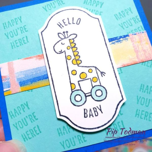 Tags Cards