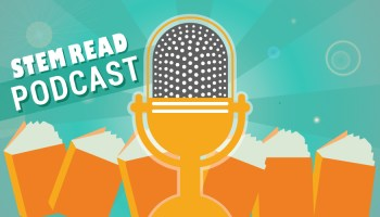 STEM Read Podcast Banner