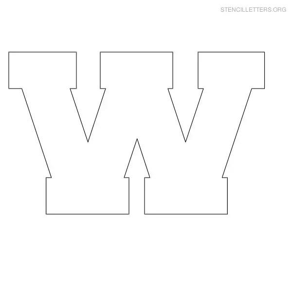 Printable Block Letters