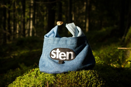 Sten boulder bag - first shipment