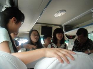 More Tsinghua students