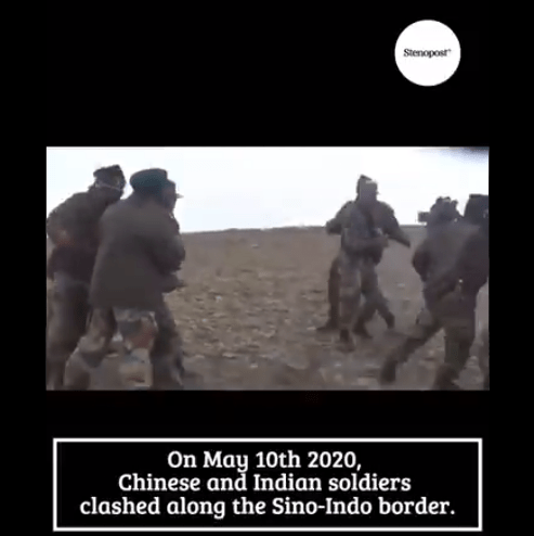Sino-Indian tensions escalate in border regions