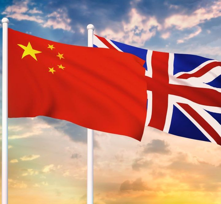 UK-China Tensions Rise