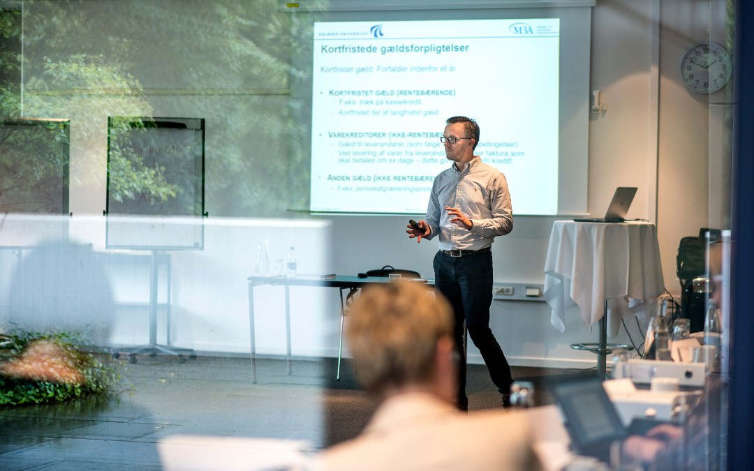 Aalborgs MBA betaler  sig bare bedst