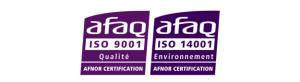 Logos AFAQ 2