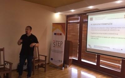 Takimi i dytë konstituiv i rrjetit STEP në regjionin e Elbasanit