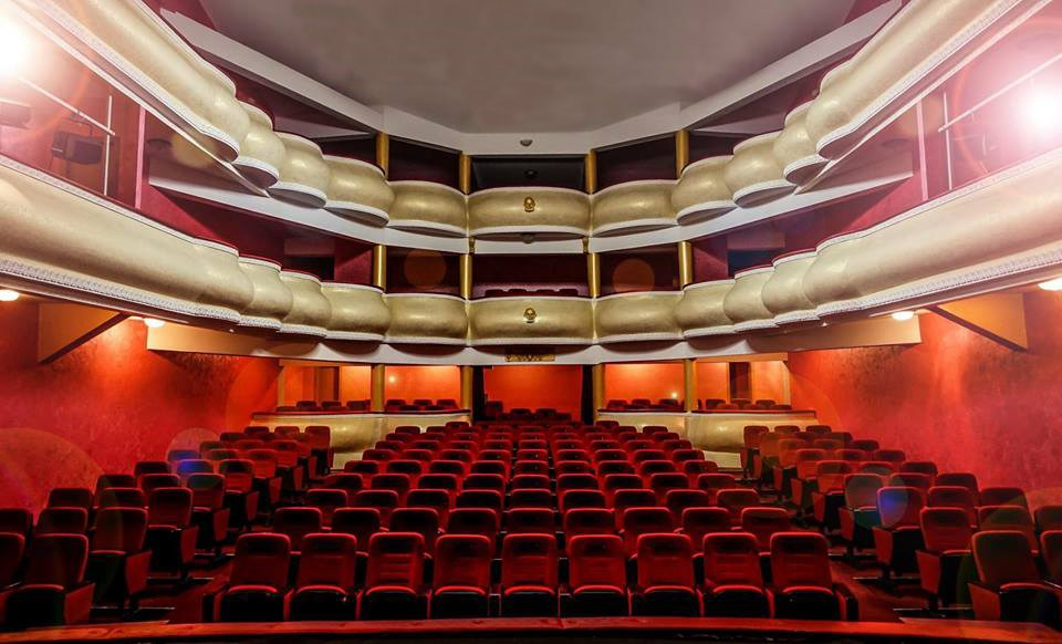 Teatri Skampa Elbasan